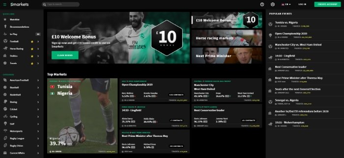 Smarkets Sportsbook Review | New Sportsbook Coming Soon