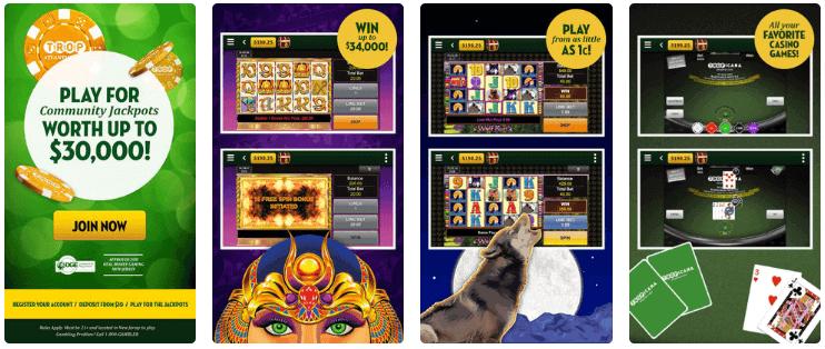 Tropicana Casino app