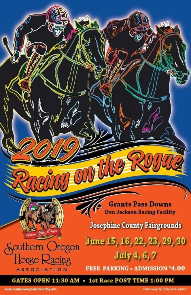 Oregon Online Horse Racing Betting