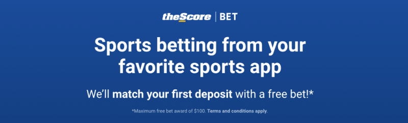 The Score sportsbook 2019