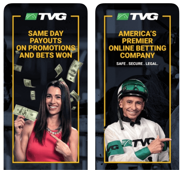 Why get the TVG app?