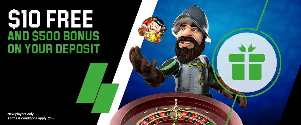 Unibet NJ bonus code casino offer