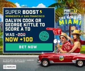 Fox Bet Weekend promotion