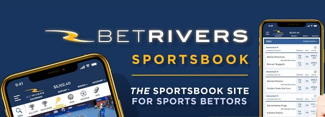 BetRivers Signup