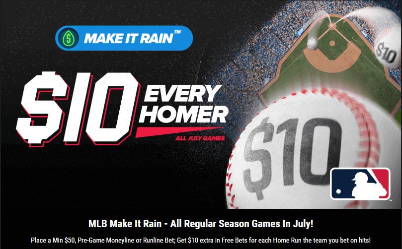 PointsBet MLB Bonus