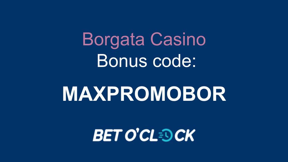 Borgata Casino Bonus Code