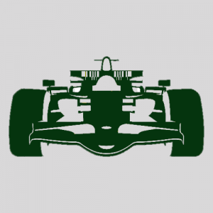 dark-green-indy-car