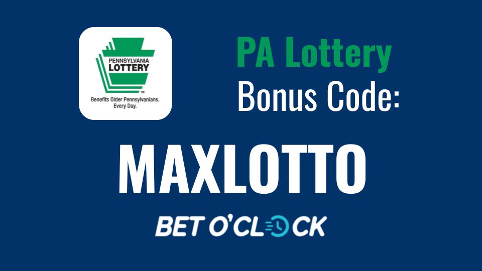 PA Lottery Bonus Code 2021