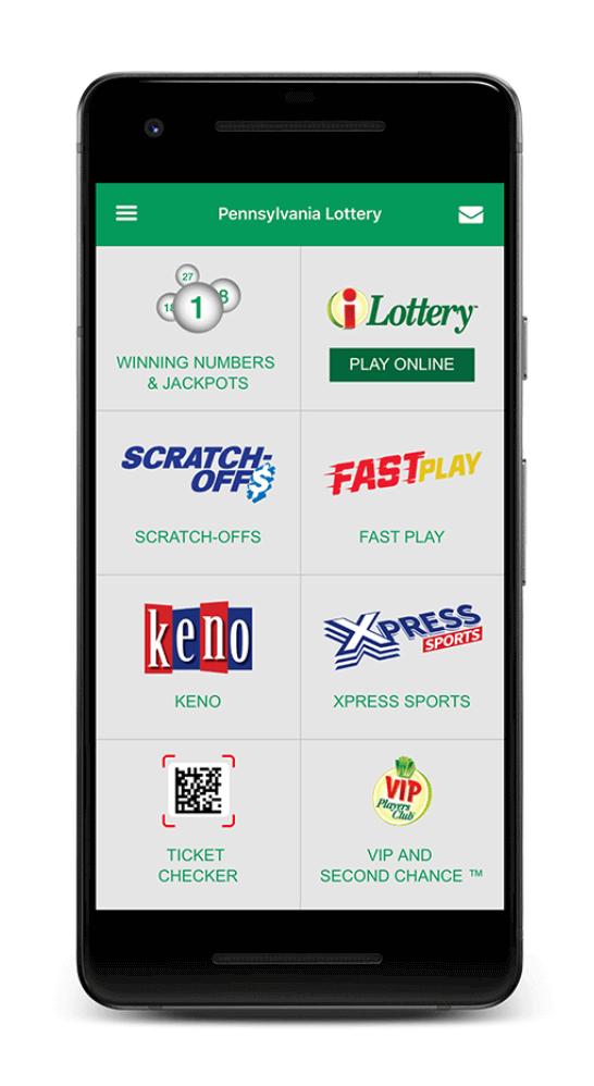 PA iLottery App