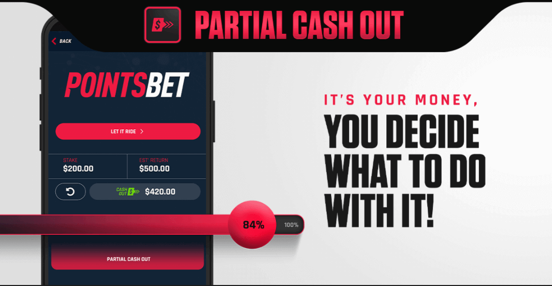 Partial Cash out Promo