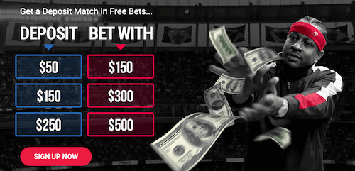PointsBet Deposit and Bet Welcome Offer