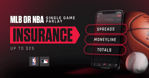 Single Parlay Insurance Offer