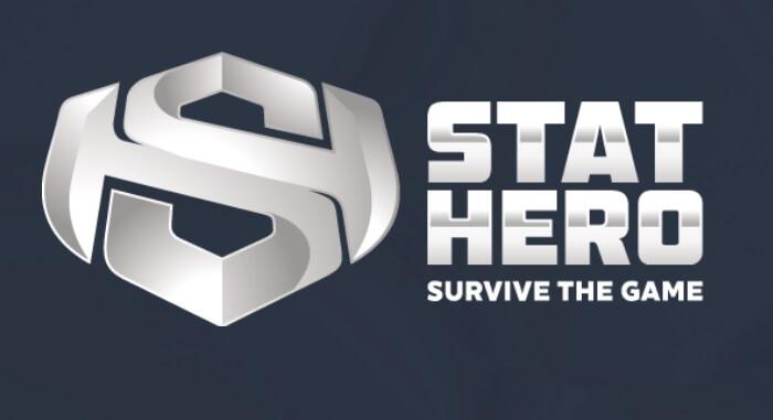 StatHero logo