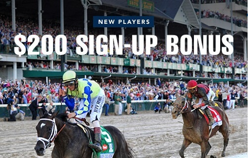 TwinSpires Sign Up Bonus
