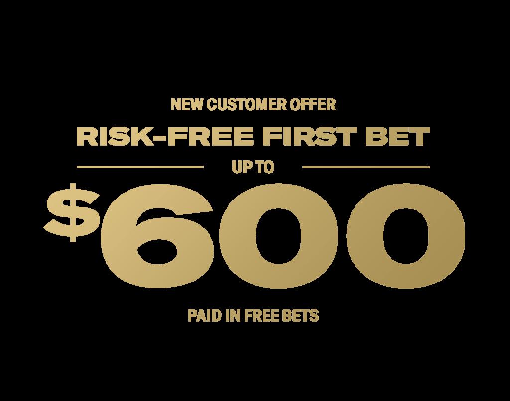BetMGM $600 banner