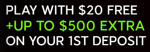 888 Casino Bonus Offer