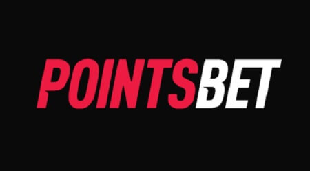Pointsbet black logo