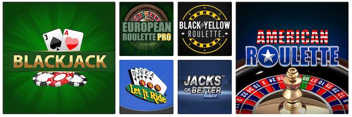 BetMGM Casino Games
