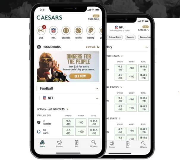 Caesars Casino & Sports App NJ