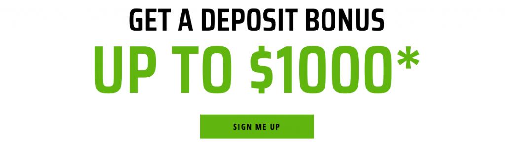 Draftkings Sportsbook Deposit Bonus