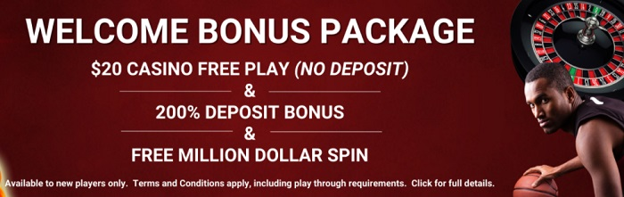 FourWinds Welcome Offer