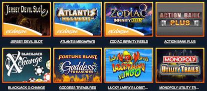 Mohegan Sun Casino Games