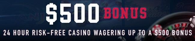 Barstool Casino Bonus