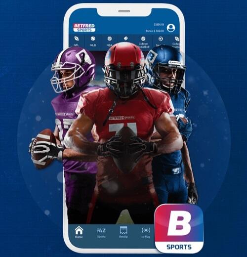Betfred Sports App